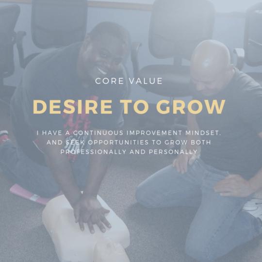 Desire to Grow