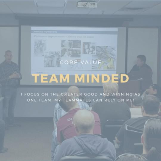 Team Minded